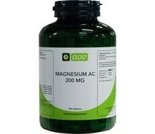 AOV 513 Magnesium AC 200 mg (180tab)