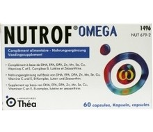 NUTROF Omega (60cap)