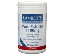 LAMBERTS Pure visolie (60cap)