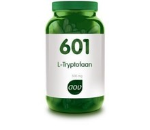 AOV 601 L-Tryptofaan (60cap)
