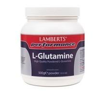 LAMBERTS L-Glutamine poeder (Performance) (500g)