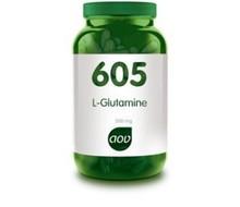 AOV 605 L-Glutamine 500 mg (90vcap)