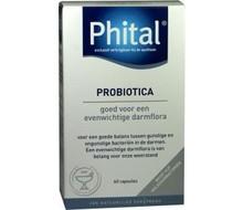 PHITAL Probiotica daily (60cap)