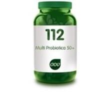 AOV 112 Multi probiotica 50 plus (60cap)