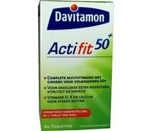 DAVITAMON Actifit 50+ (90tab)