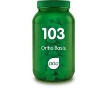AOV 103 Ortho Basis (90tab)