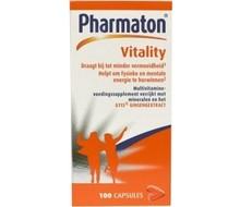 PHARMATON Pharmaton vitaal (100cap)