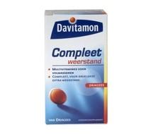 DAVITAMON Compleet (100drg)