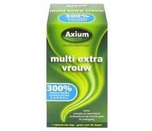 AXIUM Multi vrouw extra (60cap)