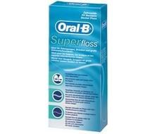 ORAL B Floss super regular (50st)