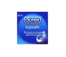 DUREX Topsafe (3st)