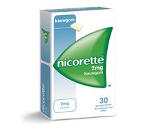 Johnson & Johnson Nicorette 2 mg freshfruit 30 st.