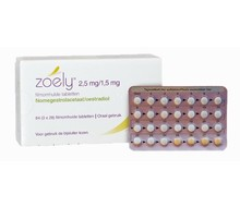 Zoely 2,5/1,5mg 84 tabletten
