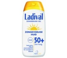 Ladival allergische huid 50+ 200ml