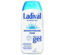 Ladival Aftersun Zongevoelige Huid flacon 200ml
