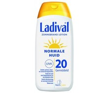 Ladival Normale Huid SPF20 flacon 200ml