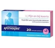 SAN Ibuprofen 400mg (20drg)