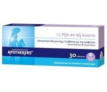 SAN Paracetamol/coffeine 500/50 (30tab)