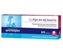 SAN Paracetamol 500mg (20tab)