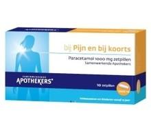 SAN Paracetamol 1000mg (10zp)