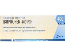 PHARMACHEMIE Ibuprofen 400mg (20tab)
