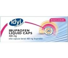 IDYL Ibuprofen 400mg liquid (20cap)