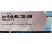 TEVA Paracetamol coffeine 500/50 (20tab)