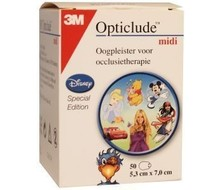 OPTICLUDE Opticlude oogpleister midi girl disney (100st)