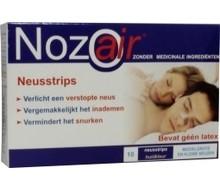NOZOAIR Neusstrips klein/medium neus (10st)