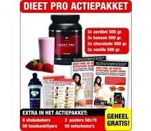 NUTRI DYNAMICS Dieet pro actiepakket/assorti (ex)