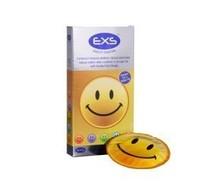 EXS Smiley face condooms (6st)