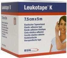 LEUKOTAPE Leukotape K 5 m X 7.5 cm huidkleur (1st)