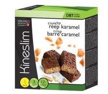 KINESLIM Crunch reep karamel (3st)