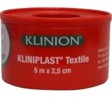 KLINIPLAST Kliniplast hechtpleister 5X2.5CM+RING (1st)
