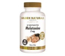 Ortholon Melatonine 3 mg 60 tabletten