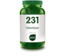 231 Foliumzuur 5mg 60 vcaps