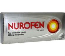 NUROFEN Nurofen 200mg (12tab)