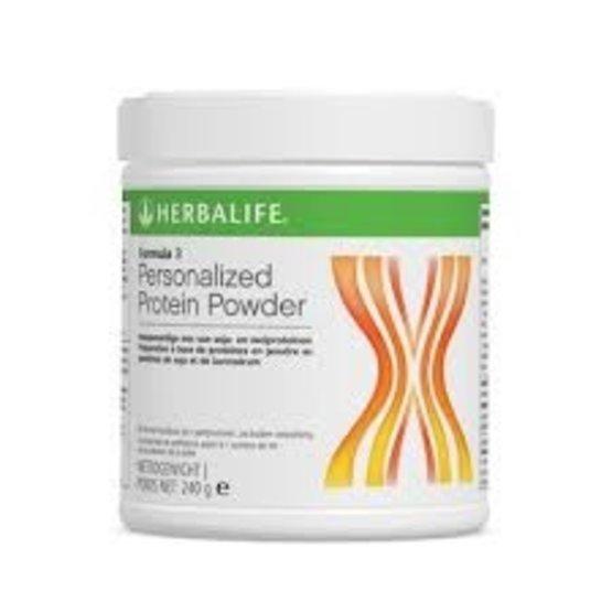 Herbalife Formula 3 protein powder