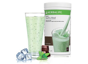 F1 Shake Chruncy Chocolade Munt NEW !