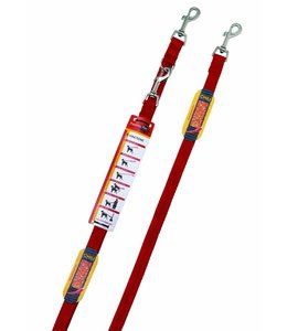 Patento Pet anti bijt riem, 20mm x 220cm