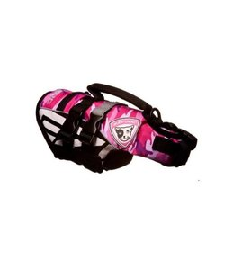 EzyDog Micro Dog Flotation Device, pink camouflage, MXS
