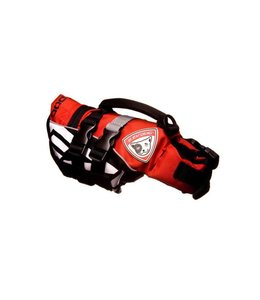 EzyDog Micro Dog Flotation Device, red, MXS