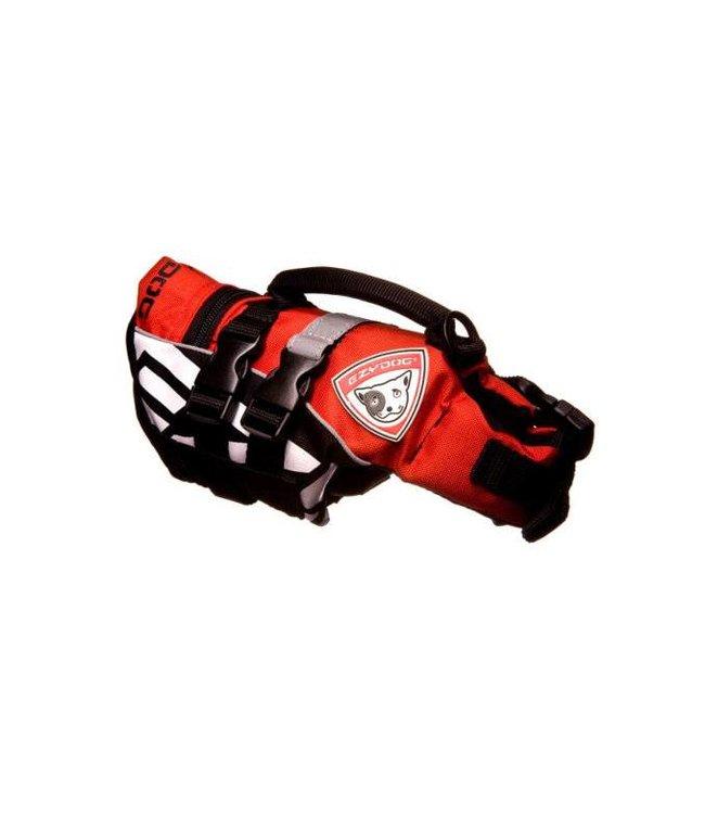 EzyDog EzyDog Micro Dog Flotation Device, red, MXS