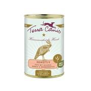 Terra Canis Sensitiv canned dog food Turkey (grain free), 400g