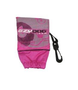 EzyDog DooBag Pickup Bag Holder, pink