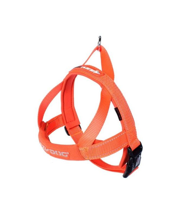 EzyDog EzyDog QuickFit Harness, orange