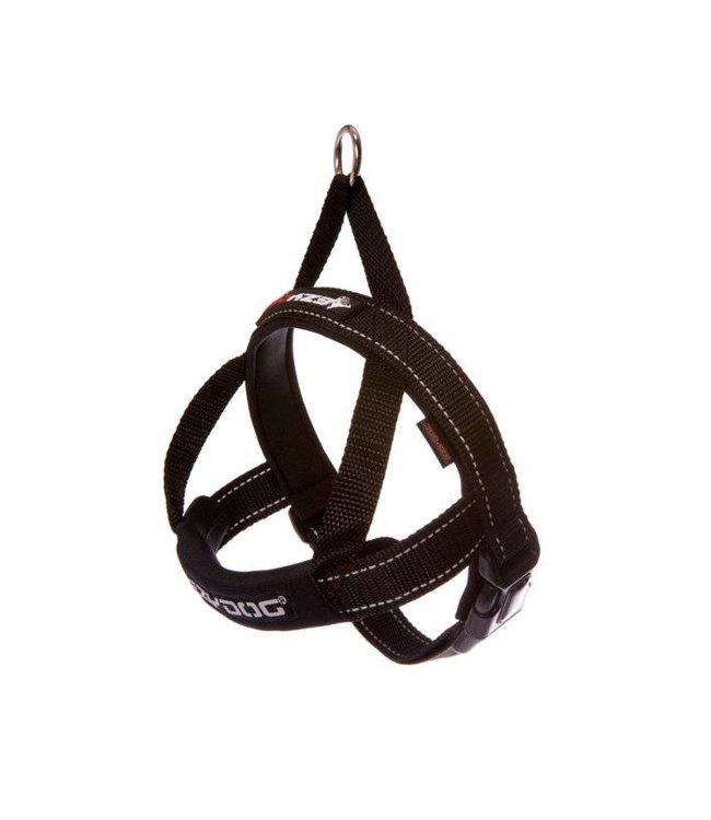 EzyDog EzyDog QuickFit Harness, black