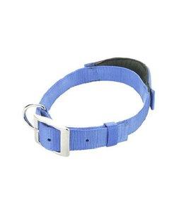 Patento Pet Patento Pet Basic Dog Collar - Blue
