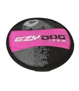 EzyDog Fido Flyer Frisbee, pink