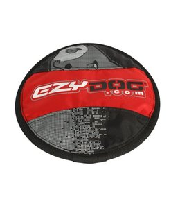 EzyDog Fido Flyer Frisbee - Red